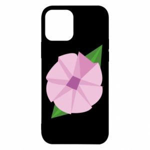 Etui na iPhone 12/12 Pro Gentle flower abstraction