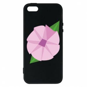 Phone case for iPhone 5/5S/SE Gentle flower abstraction - PrintSalon