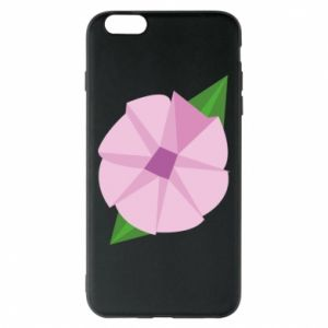 Phone case for iPhone 6 Plus/6S Plus Gentle flower abstraction - PrintSalon