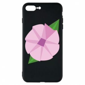 Phone case for iPhone 8 Plus Gentle flower abstraction - PrintSalon