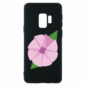 Phone case for Samsung S9 Gentle flower abstraction - PrintSalon