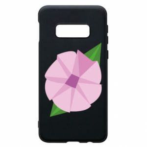Phone case for Samsung S10e Gentle flower abstraction - PrintSalon