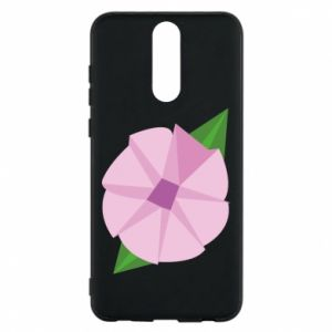 Phone case for Huawei Mate 10 Lite Gentle flower abstraction - PrintSalon
