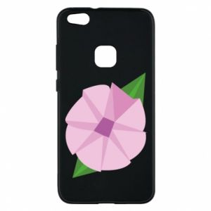 Phone case for Huawei P10 Lite Gentle flower abstraction - PrintSalon