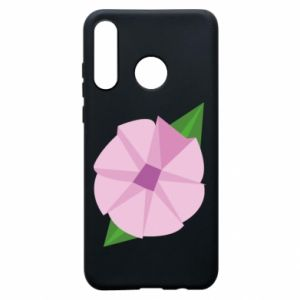 Etui na Huawei P30 Lite Gentle flower abstraction