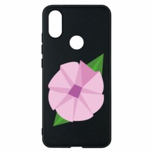 Phone case for Xiaomi Mi A2 Gentle flower abstraction - PrintSalon