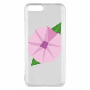 Phone case for Xiaomi Mi6 Gentle flower abstraction - PrintSalon
