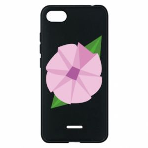 Phone case for Xiaomi Redmi 6A Gentle flower abstraction - PrintSalon