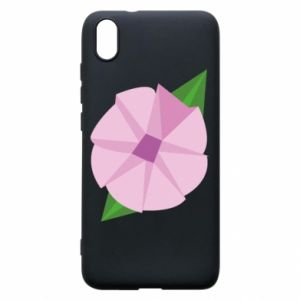 Phone case for Xiaomi Redmi 7A Gentle flower abstraction - PrintSalon