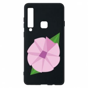 Phone case for Samsung A9 2018 Gentle flower abstraction - PrintSalon