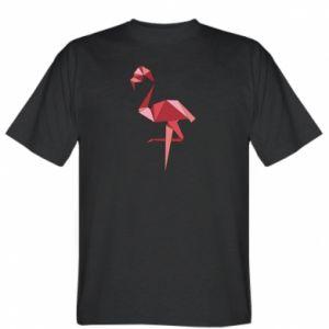 Koszulka Geometria Flamingo