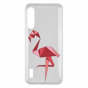 Etui na Xiaomi Mi A3 Geometria Flamingo