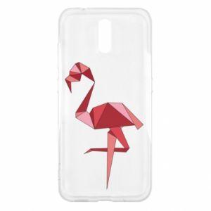 Etui na Nokia 2.3 Geometria Flamingo