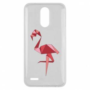 Etui na Lg K10 2017 Geometria Flamingo