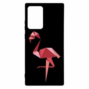 Etui na Samsung Note 20 Ultra Geometria Flamingo