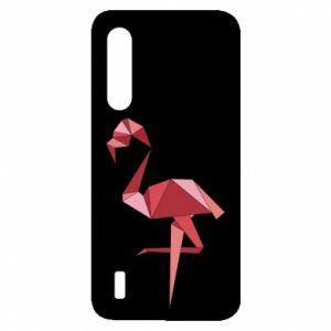 Etui na Xiaomi Mi9 Lite Geometria Flamingo