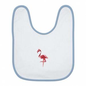 Śliniak Geometria Flamingo