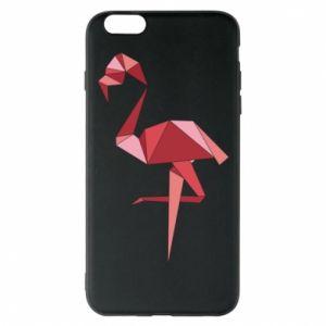 Etui na iPhone 6 Plus/6S Plus Geometria Flamingo