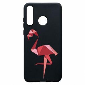 Etui na Huawei P30 Lite Geometria Flamingo