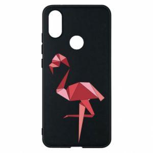 Etui na Xiaomi Mi A2 Geometria Flamingo