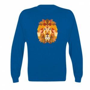 Bluza dziecięca Geometria Lwa