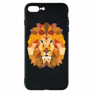 Etui na iPhone 8 Plus Geometria Lwa