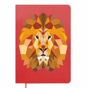 Notepad Lion geometry