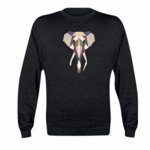 Bluza dziecięca Geometria słonia