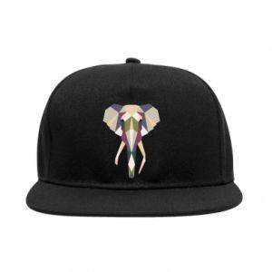 Snapback Geometria słonia