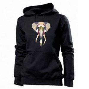 Damska bluza Geometria słonia