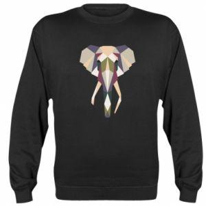 Bluza Geometria słonia
