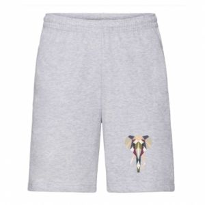 Men's shorts Elephant geometry