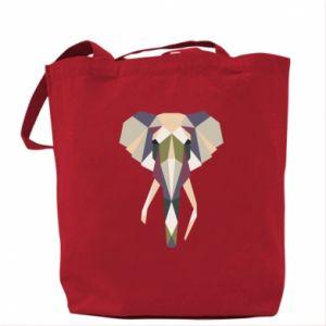 Torba Geometria słonia