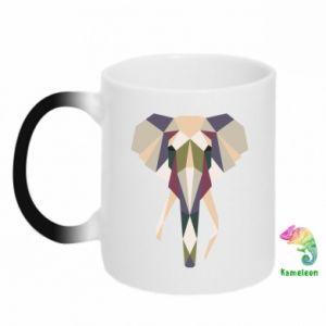 Kubek-magiczny Geometria słonia