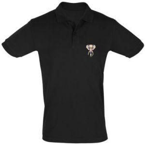 Koszulka Polo Geometria słonia