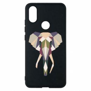 Etui na Xiaomi Mi A2 Geometria słonia