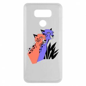 Etui na LG G6 Gepardy