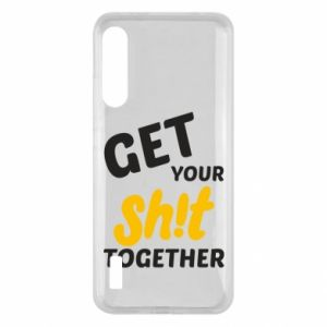 Etui na Xiaomi Mi A3 Get your shit together