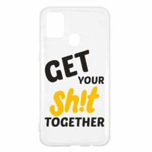 Etui na Samsung M31 Get your shit together