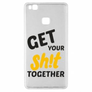 Etui na Huawei P9 Lite Get your shit together