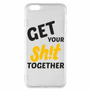 Etui na iPhone 6 Plus/6S Plus Get your shit together