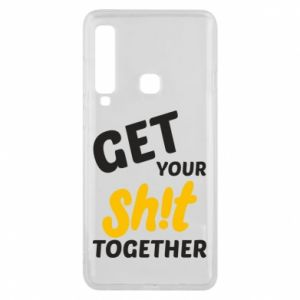 Etui na Samsung A9 2018 Get your shit together