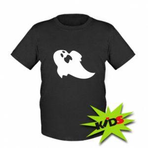 Dziecięcy T-shirt Scared ghost