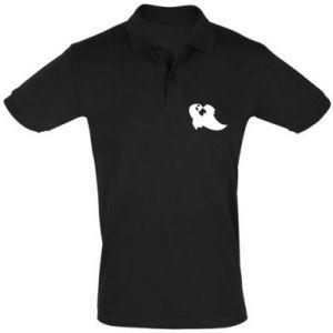 Koszulka Polo Scared ghost