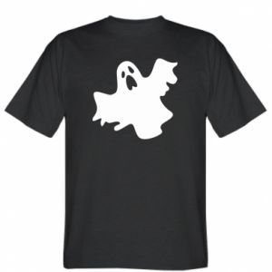 T-shirt Ghost screams - PrintSalon