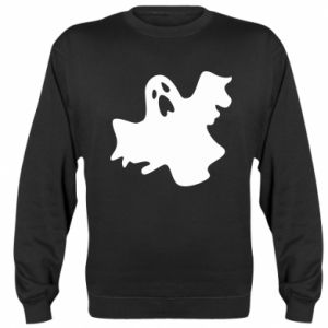 Sweatshirt Ghost screams - PrintSalon