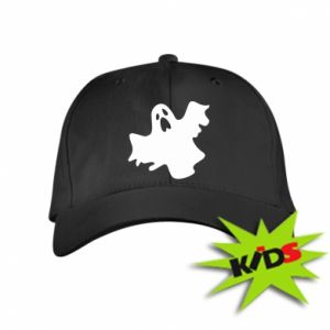 Kids' cap Ghost screams - PrintSalon