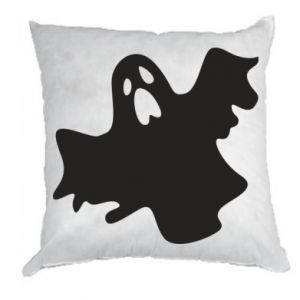 Pillow Ghost screams - PrintSalon