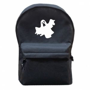 Backpack with front pocket Ghost screams - PrintSalon