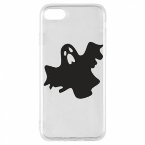 Phone case for iPhone 7 Ghost screams - PrintSalon